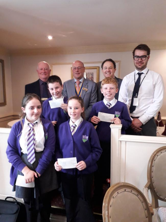 St Martins School >> St Martins School Pupils Come Out On Top In Investment