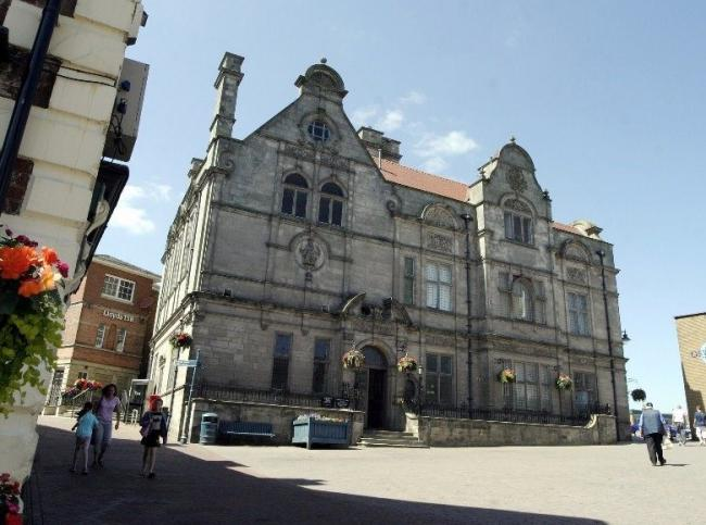 Oswestry Guildhall