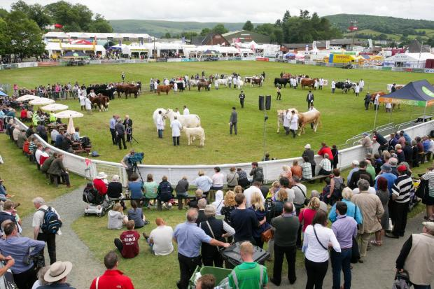 Live: 100th Royal Welsh Show - Prince Charles and Camilla to visit on opening day
