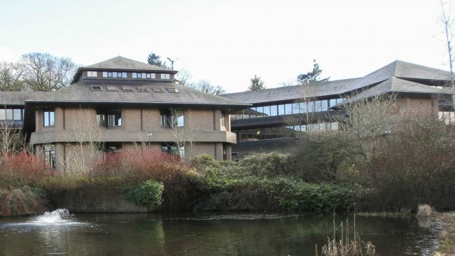 Powys County Council headquarters