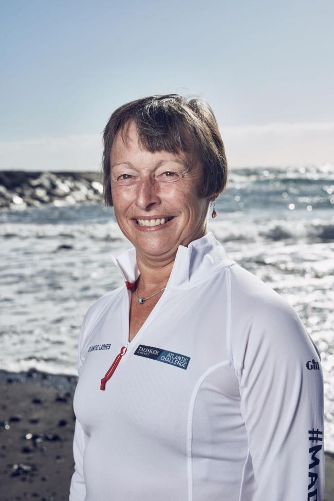 Di Carrington will be the guest of honour at the 2019 Oswestry Community Games