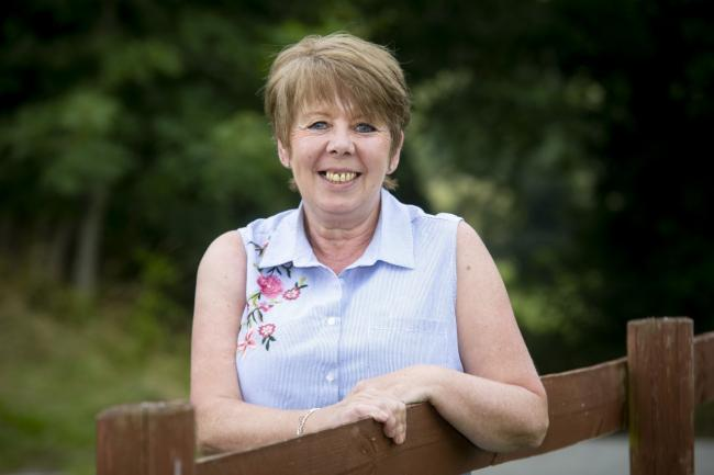 Carer Shirley Johnson has been nominated for a major award