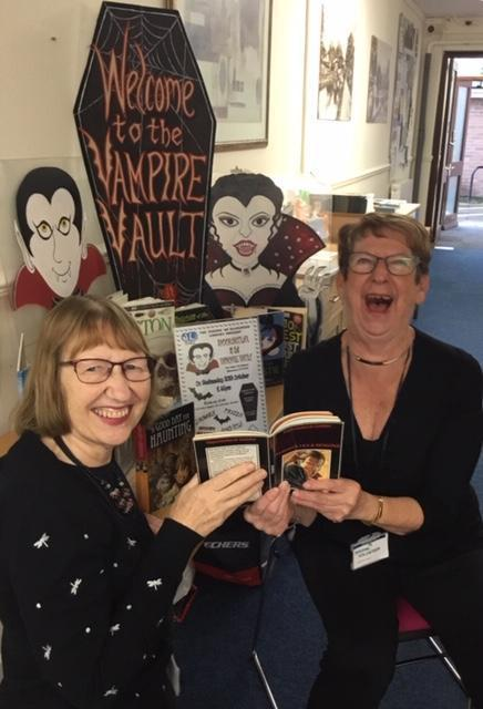 The 'Fiends' of Ellesmere Library