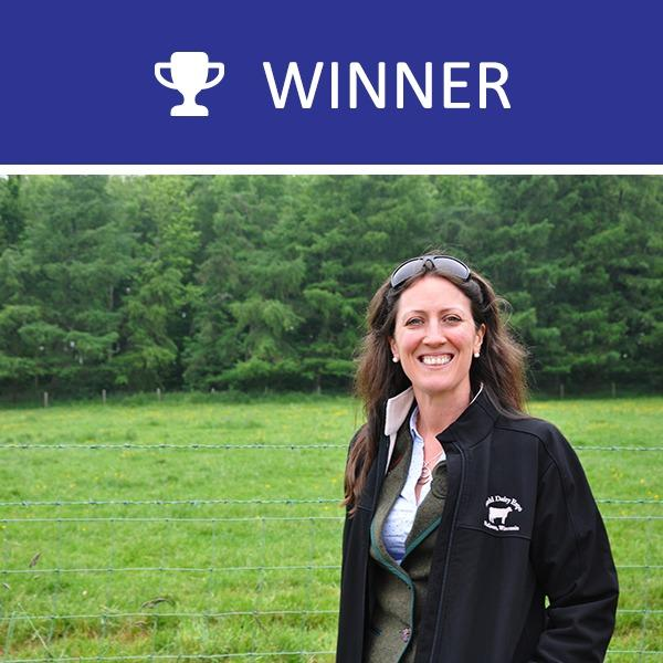 Dr Jude Capper. Picture: British Farming Awards
