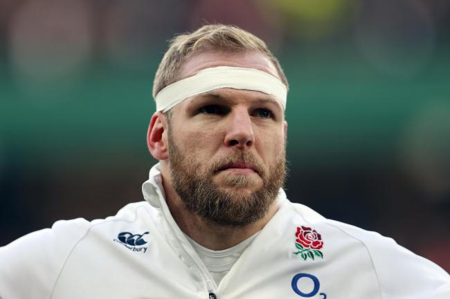 File photo dated 27-02-2016 of England's James Haskell. PRESS ASSOCIATION Photo. Issue date: Thursday October 26, 2017. James Haskell has been omitted from England's squad for next month's autumn series after losing out to risi