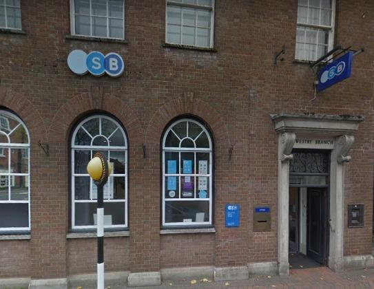 TSB in Church Street, Oswestry. Picture from Google Maps