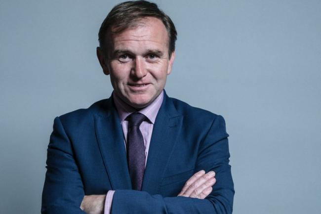 MP George Eustice