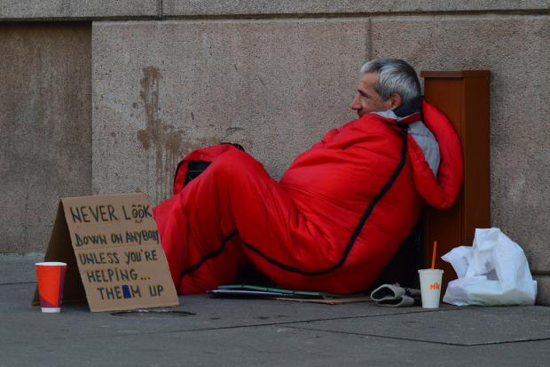 How to really help the homeless this Christmas (and what your money will do)