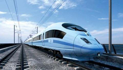 How a HS2 train could look