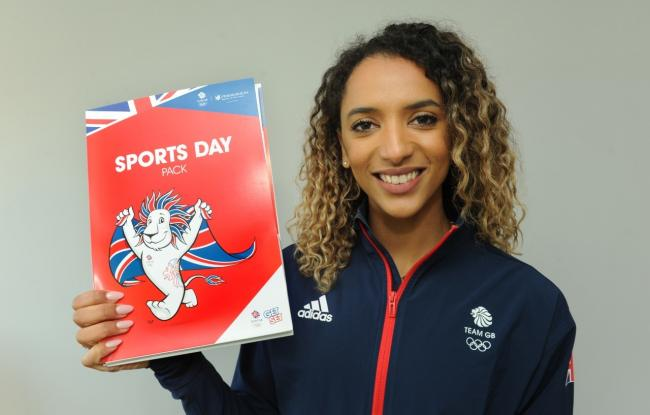 World Championship silver medallist and Team GB Tokyo 2020 hopeful Laviai Nielsen