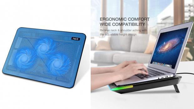 Border Counties Advertizer: This pad will keep both your laptop and your wrists happy. Credit: Havit