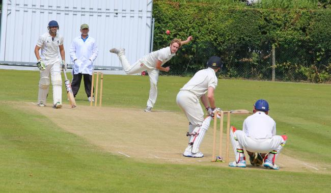 Oswestry Cricket Club return to action this month.