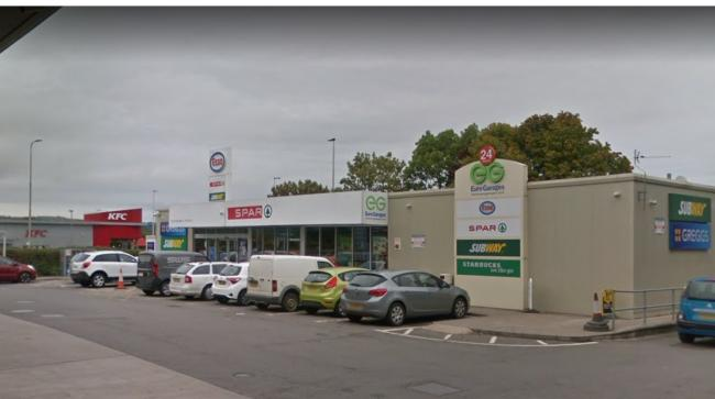 The Euro Garage in Oswestry. Picture by Google Maps