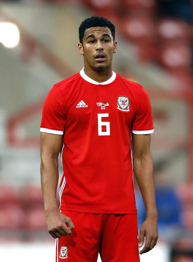 File photo dated 10-09-2019 of Wales' Ben Cabango..