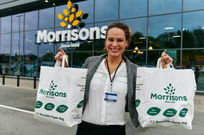 The discount scheme will begin at Morrisons on Monday