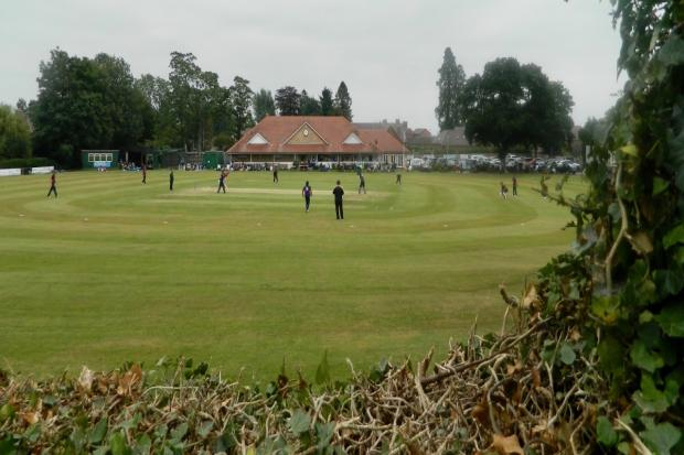 Oswestry Cricket Club is hoping to host Shropshire again in 2021.