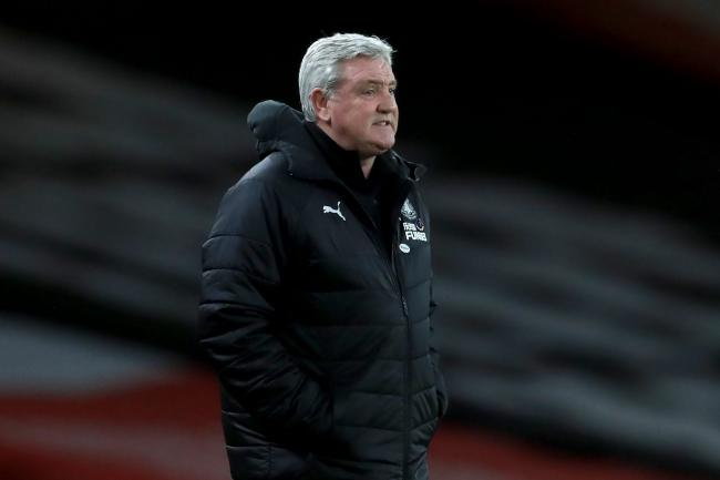 Steve Bruce's Newcastle suffered another disappointing defeat