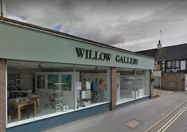 Willow Gallery. Picture by Google Maps