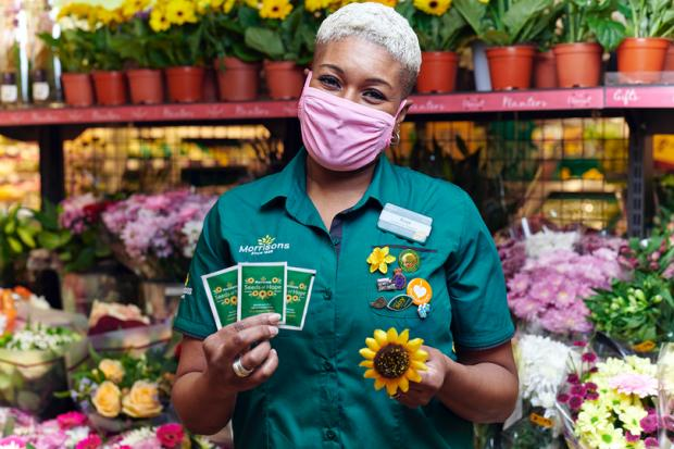 Border Counties Advertizer: Rose Morgan, Community Champion at Morrisons Peckham store, came up with the idea. (Morrisons)