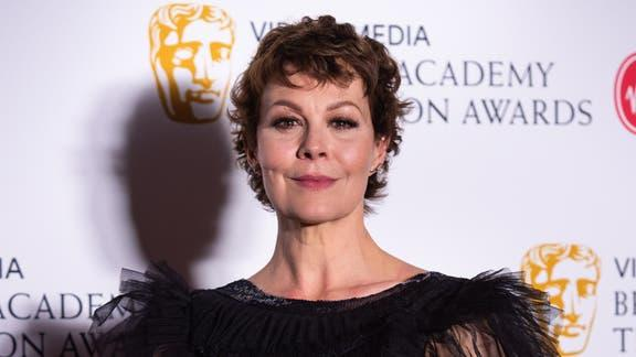 Peaky Blinders and James Bond star Helen McCrory has died, aged 52. (PA)