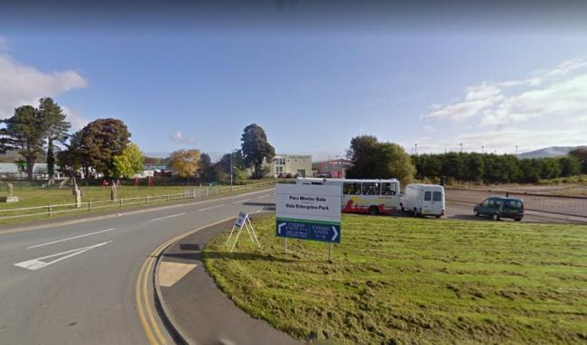 Bala Enterprise Park, where the Cake Crew is located. PIC: Google Streetview.