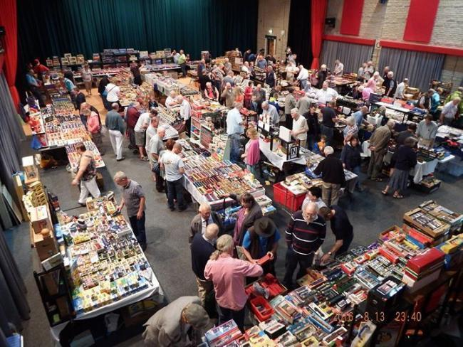 The popular Toy and Train fair is coming back to town on Saturday.  Picture by All Events.