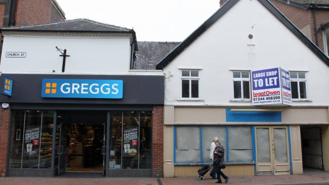 Former Oswestry Bakery To Become Restaurant And Shops Border