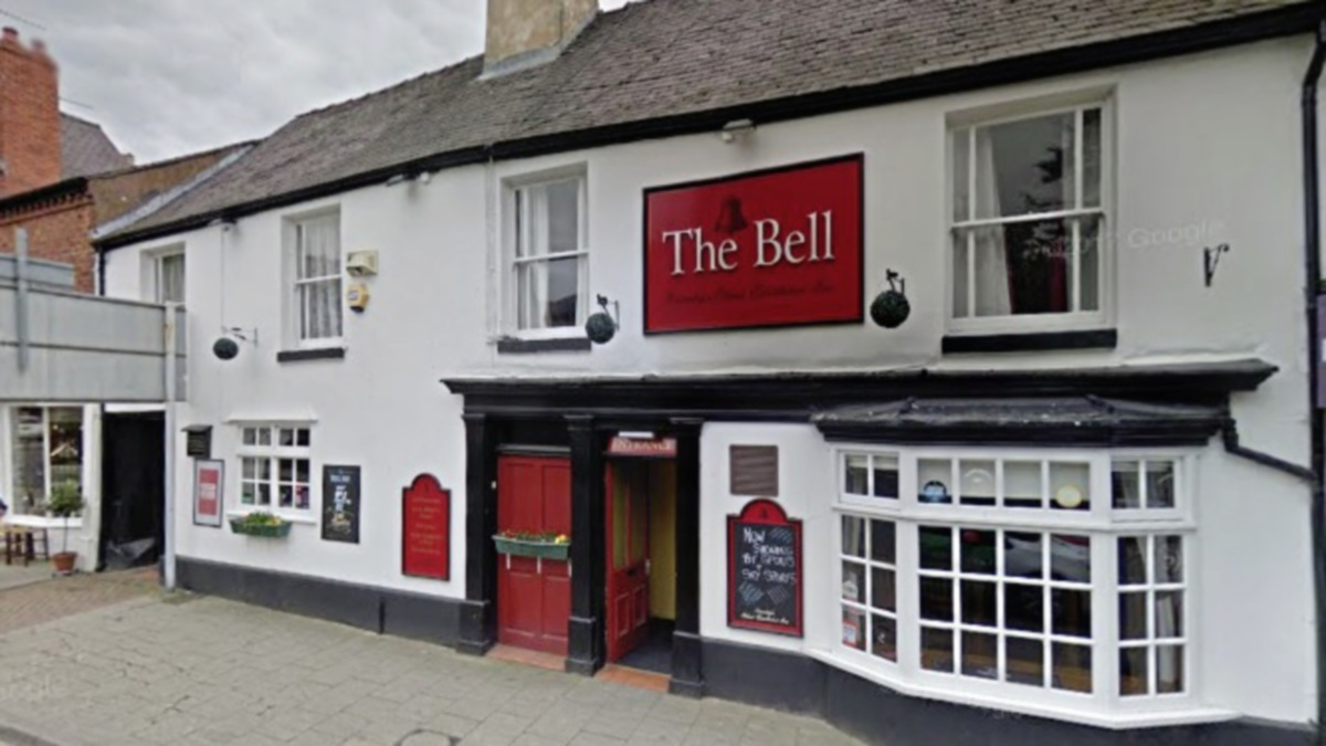 The Bell Inn, Oswestry