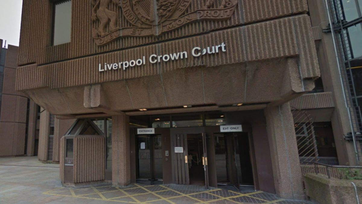 Liverpool Crown Court. Picture: Google Streetview