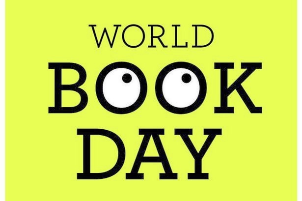 Image result for world book day logo