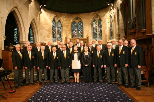 The Orthopaedic Male Voice Choir