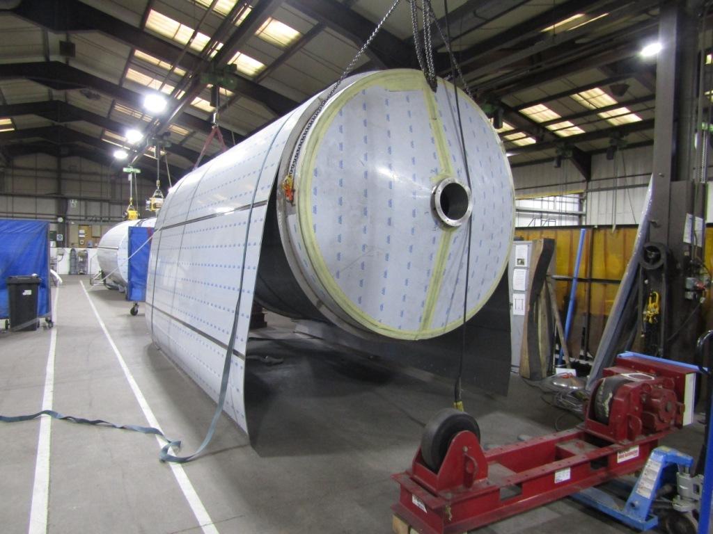 Ellesmere-based manufacturer switches to LED lighting | Border ...