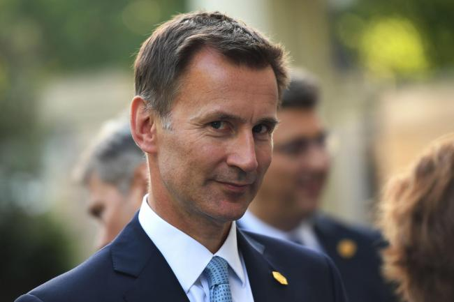 74c06ca49e6dbf UK can survive and prosper after no-deal Brexit – Jeremy Hunt ...
