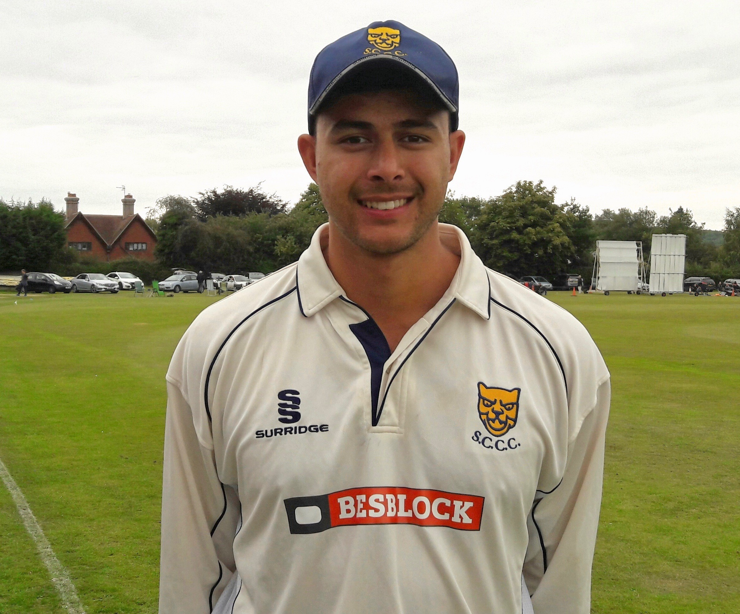 Joe Carrasco has been called up to play for Shropshire