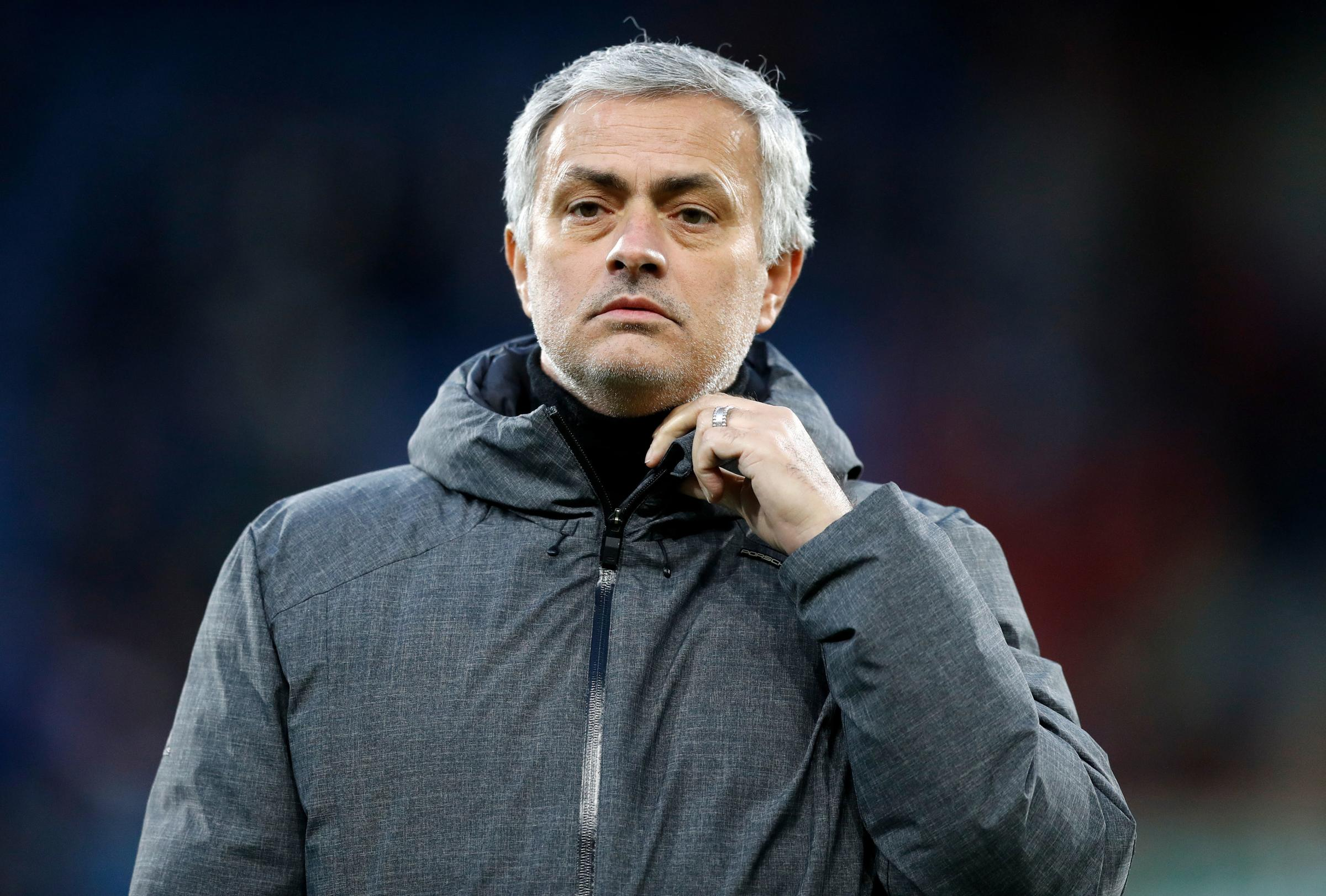 Manchester United manager Jose Mourinho (Martin Rickett/PA Wire)