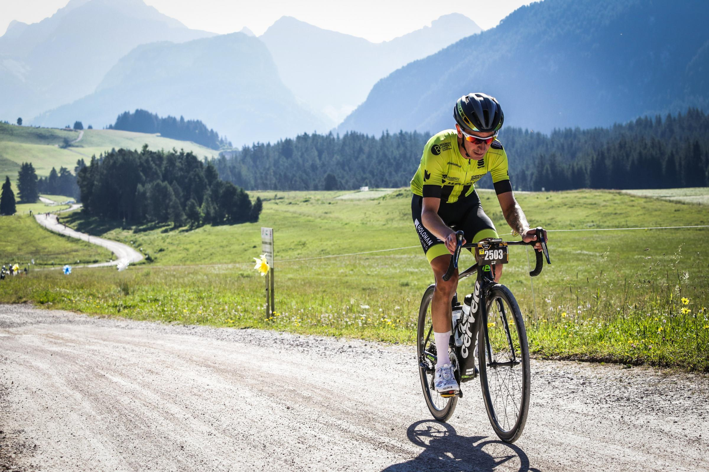 Rhino Velo Team will take on the Haute Route multi-day series