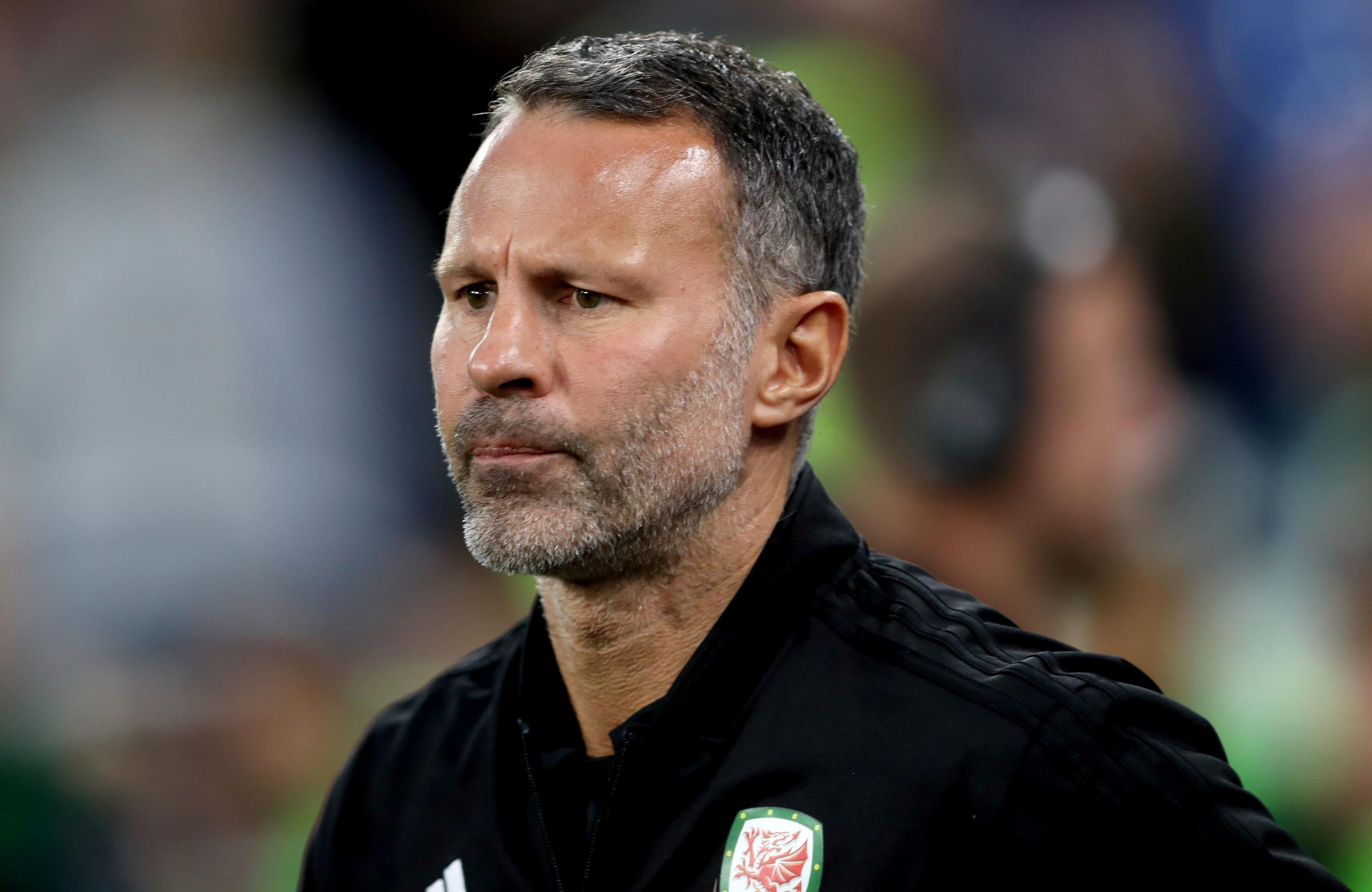 Wales manager Ryan Giggs (David Davies/PA Wire)