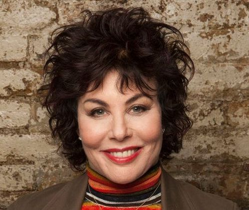 Author and comedian Ruby Wax
