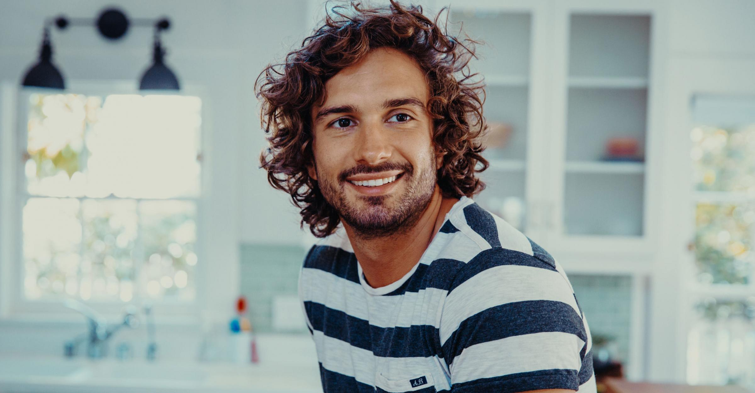 Undated Handout Photo of The Body Coach Joe Wicks at home. See PA Feature FOOD Joe Wicks. Picture credit should read: PA Photo/Conor McDonnell. WARNING: This picture must only be used to accompany PA Feature FOOD Joe Wicks..