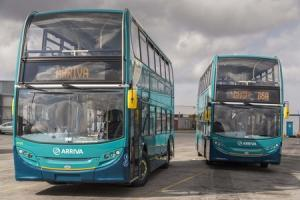 Library picture of Arriva buses