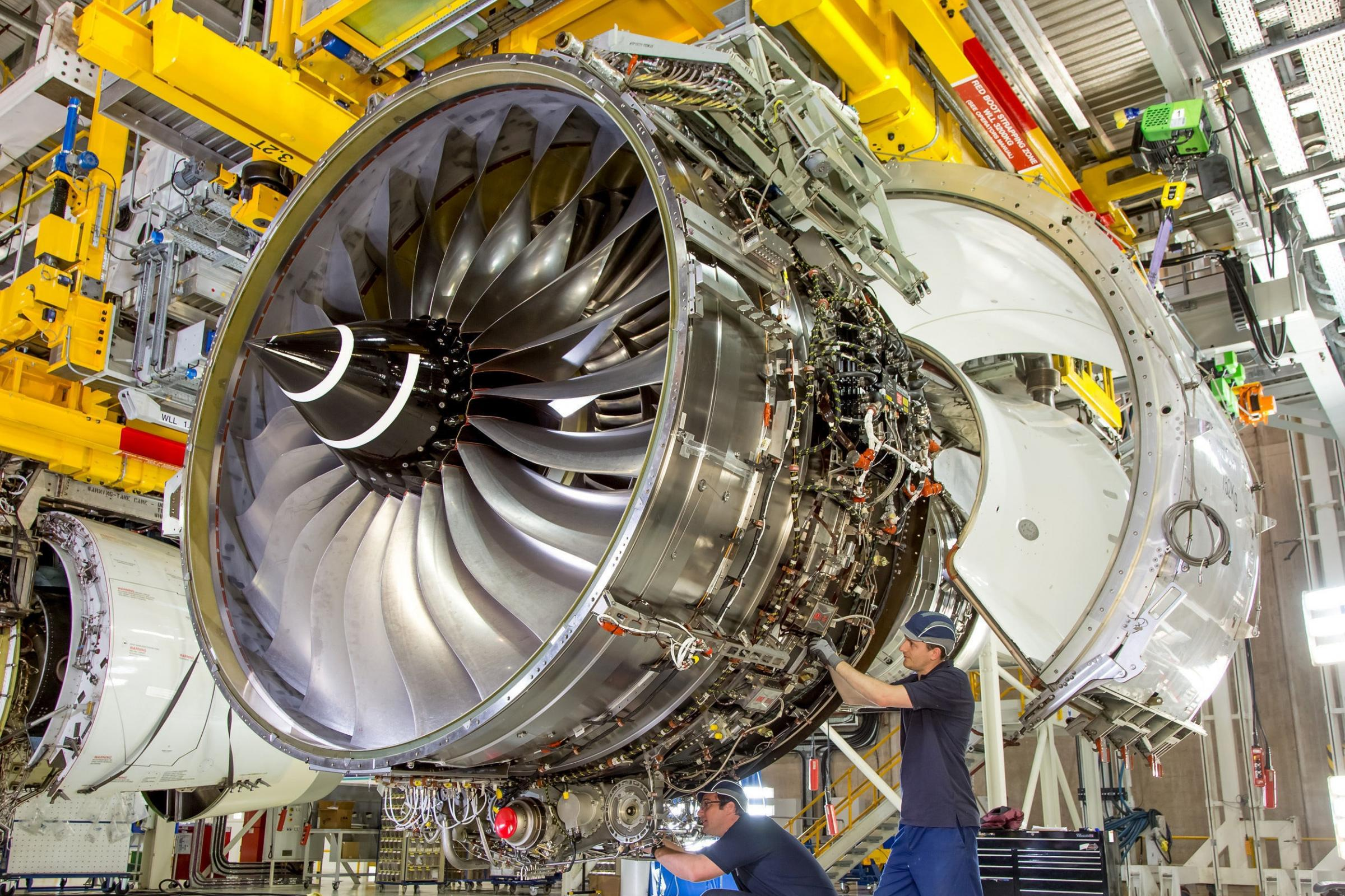 Rolls-Royce corruption claims