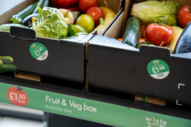Lidl launch 'Too Good To Waste' boxes