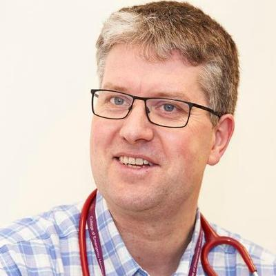 Dr Arne Rose, new SaTh medical director