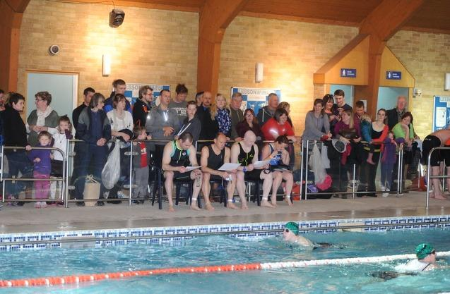 Picture from a previous Chirk Triathlon event. Picture by Chirk Triathlon