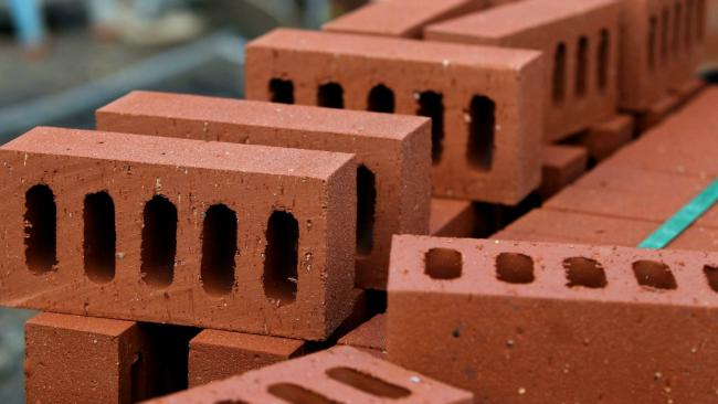 Library image of construction bricks